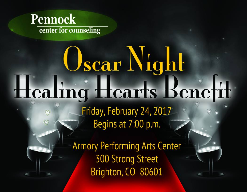 Join us for our Healing Hearts fundraiser!